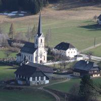 ev. Kirche Weißenbach, Виллач