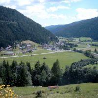 Vue sur Patergassen, Виллач