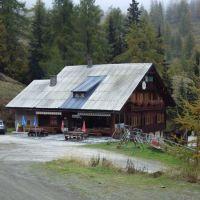Geigerhütte  1666m Wöllaner Nock, Виллач