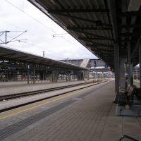 Bahnhof von Wiener Neustadt, Венер-Нойштадт