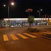 Railway Station. Wiener Neustadt, Austria, Венер-Нойштадт