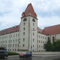 Theresian Military Academy (Burg), Венер-Нойштадт