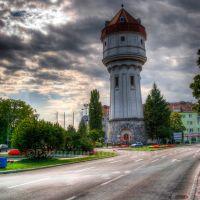 Wiener Neustadt-Wasserturm, Венер-Нойштадт