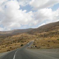 Azerbaijan-Karabakh. Road Baku - Khankendi - Shusha, Степанокерт