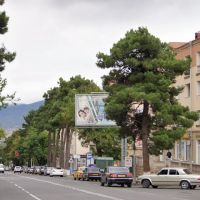 Azatamartiknery Street, Степанокерт