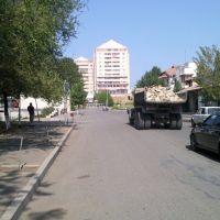 Zax bldgs  ,wived from hekimiyan st.,Stepanakert ,Aug2011, Степанокерт