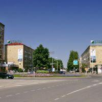 Freedom Square, Степанокерт