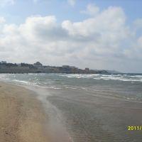 Buzovna beach, Бузовна