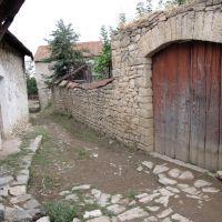 Vank village street, Гадрут