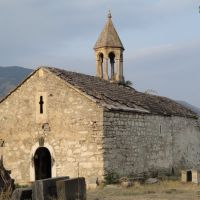 Hadruth, Spitak Khach (White Cross) church, Гадрут