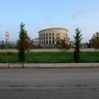 Horadiz sity, Museum of Mugam, Горадиз