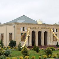 Sahamat Mektebi, Горадиз