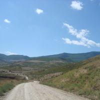 29.08.2011 Şabran - Qalaaltı yolu, Дивичи