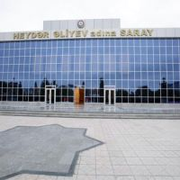 Heydər Əliyev adına saray, Евлах