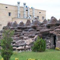 Heydər Əliyev Parkı Gənclik kafesi, Евлах