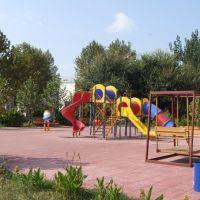 Heydər Əliyev parkı, Евлах