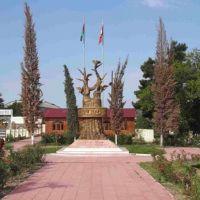 Azadlıq parkı, Евлах