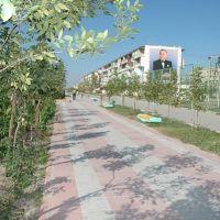 Dədə qorqud parkı, Евлах