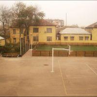 Школа 15(двор), Евлах