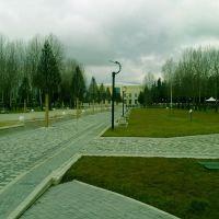 Парк имени Гейдара Алиева, Исмаиллы