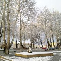 The winter in Ismailly much beautifully., Исмаиллы