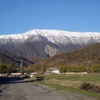 The main road to Culyan., Исмаиллы