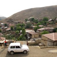Hin Tagher village, Казах
