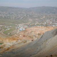 The quarry, Кедабек