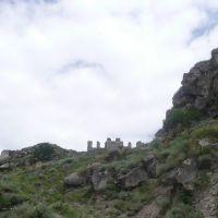 Ruins of Kelbadzhar town of Azerbaijan Republic after armenian occupanion, Кельбаджар
