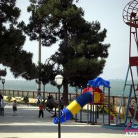 Sahil Recreation Park, Ленкорань