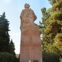 Martuni, Monte Melkonyan memorial, Маргуни