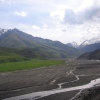 Road to Xinaliq, Мардакерт