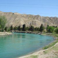 Верхне-Карабахский канал, Мингечаур