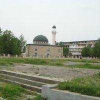 Мечеть на правом берегу, Мингечаур