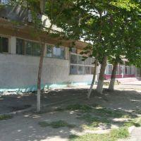 Магазин на правом берегу, Мингечаур