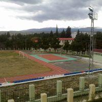 Стадион 03.01.2010, Нафталан