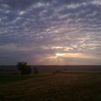 Sunrise  طلوع کن خورشید همه منتظرند کودکان گرسنه عاشق خسته زنگ مدرسه ..., Пушкино