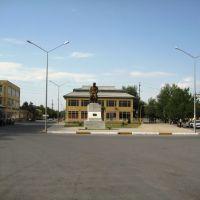 Sabir heykeli, Сабирабад