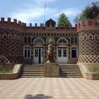 Şahmat məktəbi / Chess School, Sabirabad/AZERBAIJAN. @qan, Сабирабад