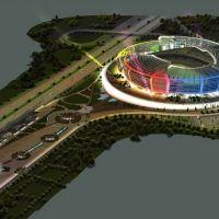 Олимпийский стадион, Сабуичи