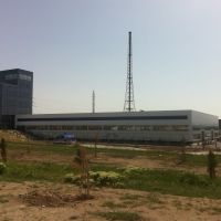 Alternative Energy, Azerbaijan: AZGUNTEX - solar panel manufacture plant by ABEMDA, Сумгаит