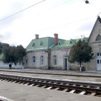 Железнодорожный вокзал, Худат