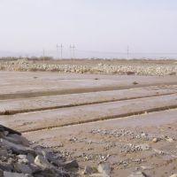 Shamkir river (concrete barrage), Шамхор