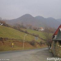 11.12.2006 Qəbələ, Vəndam kəndi, Шаумяновск