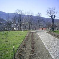 Sheki Khan Palace, Шеки
