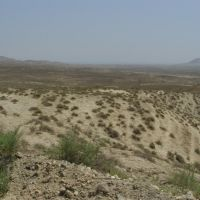 Gobustan desert, Биласувар