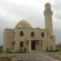 Fatemeh Zahra Mosque, Sighirli, Kurdamir, Azerbaijan, Биласувар