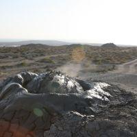 mud volcano, Биласувар