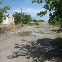Ruins Aghdam town of Azerbaijan Republic after occupation, Агдам