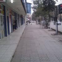 One street, Агдаш